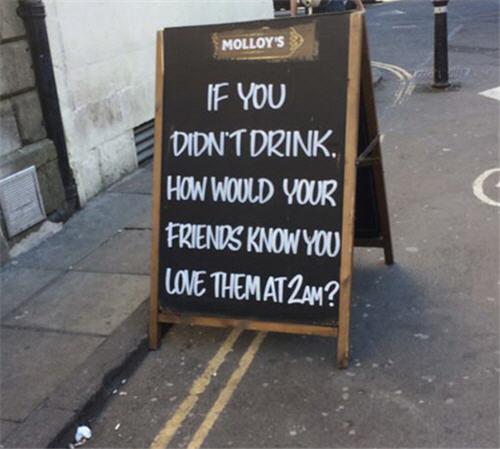 DrinkStatement