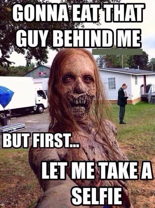 ZombieSelfie
