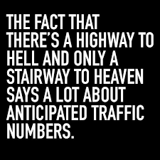 HeavenHellTraffic