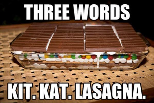 KitKatLasagna