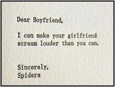 SpiderScream