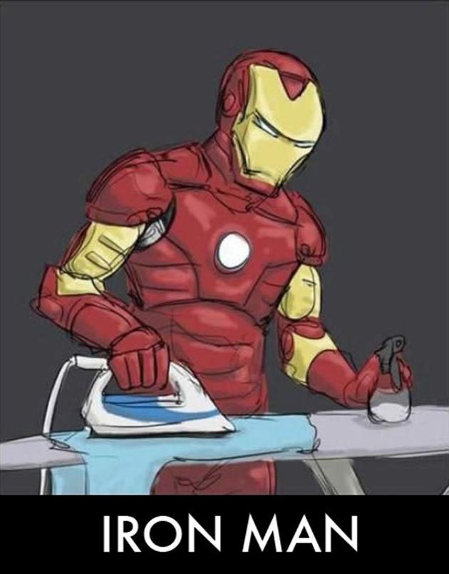IroningMan