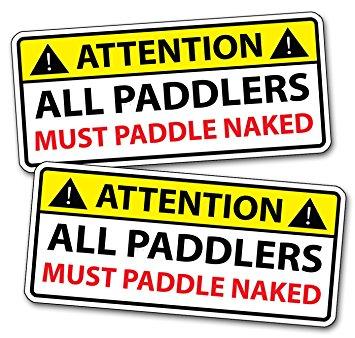 PaddleNaked