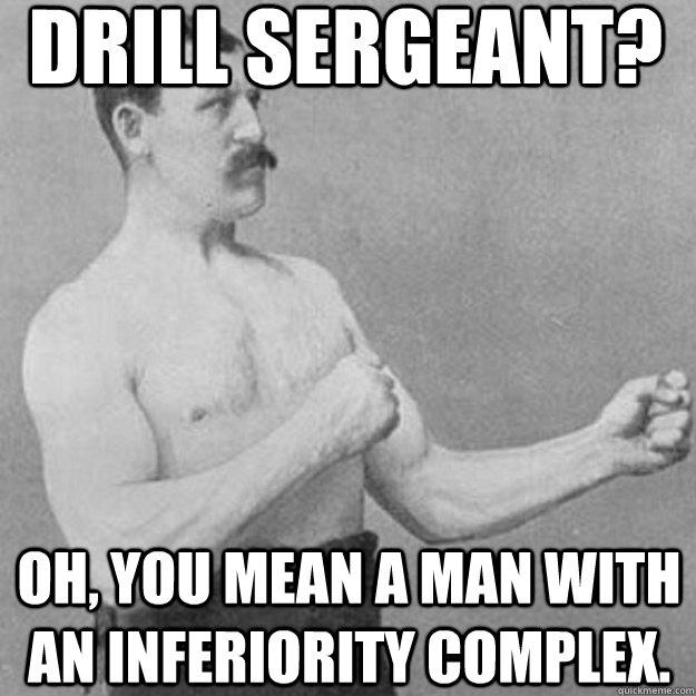 DrillSargentInferiority