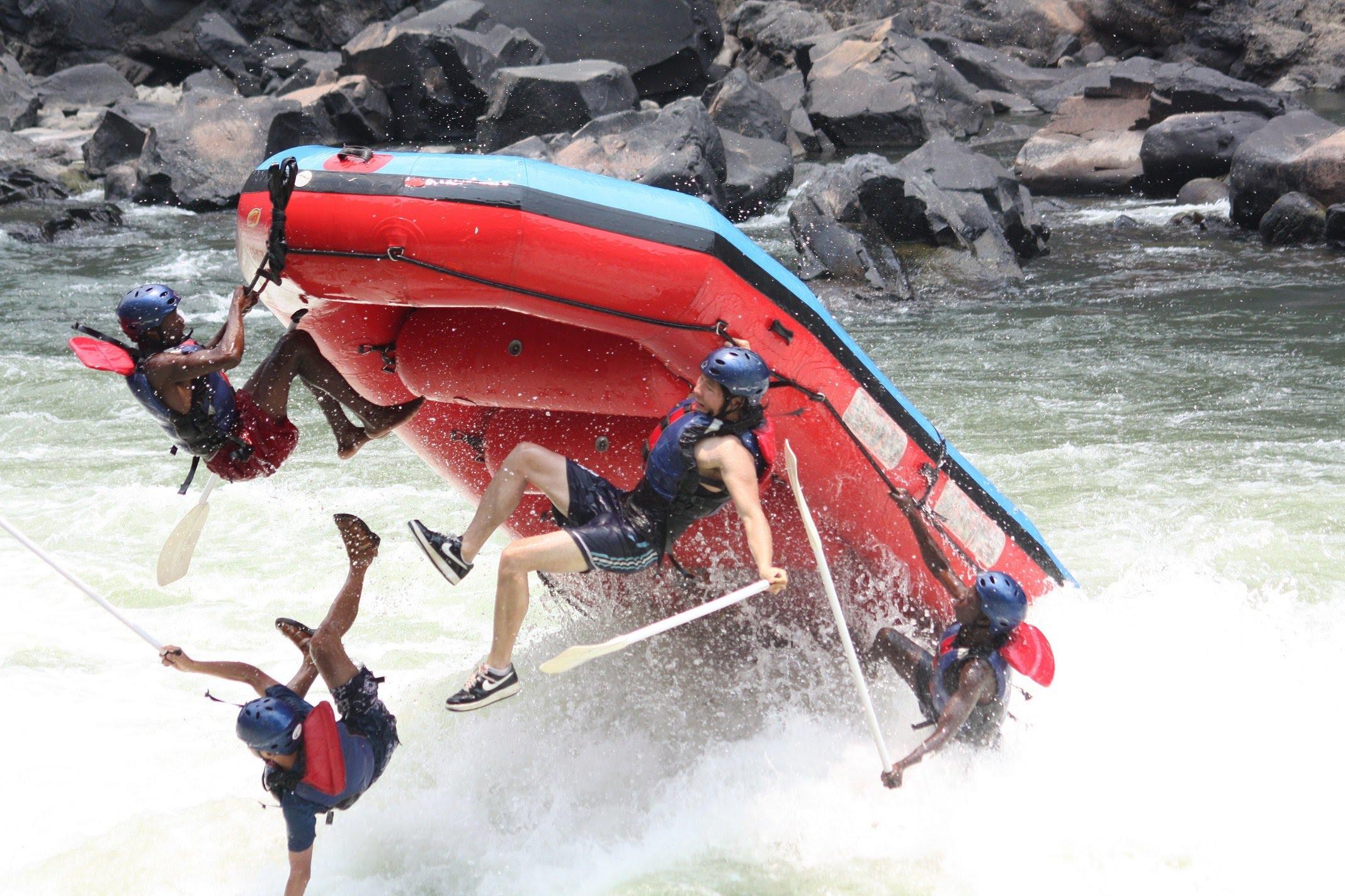 RaftingFail